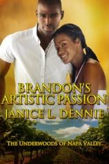 Brandon's Artistic Passion by Janice L. Dennie