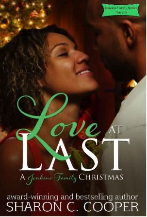 Love At Last by Sharon C. Cooper