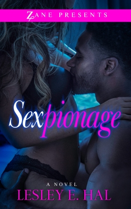 Sexpionage: A Novel by Lesley E. Hal