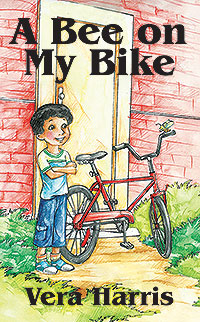 A Bee on My Bike by Vera Harris