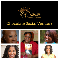 Chocolate Social Vendors and Featured Books - Copy