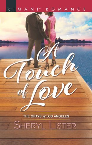 A Touch of Love by Sheryl Lister