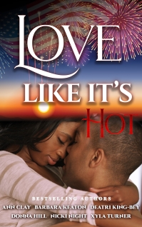 Love Like its Hot Cover ONLY